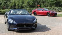 Maserati GranCabrio Sport / GranTurismo MC 2018