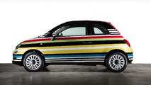 Fiat 500C by Garage Italia