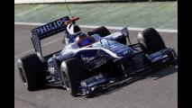F1 - Valencia test 2010 - parte II