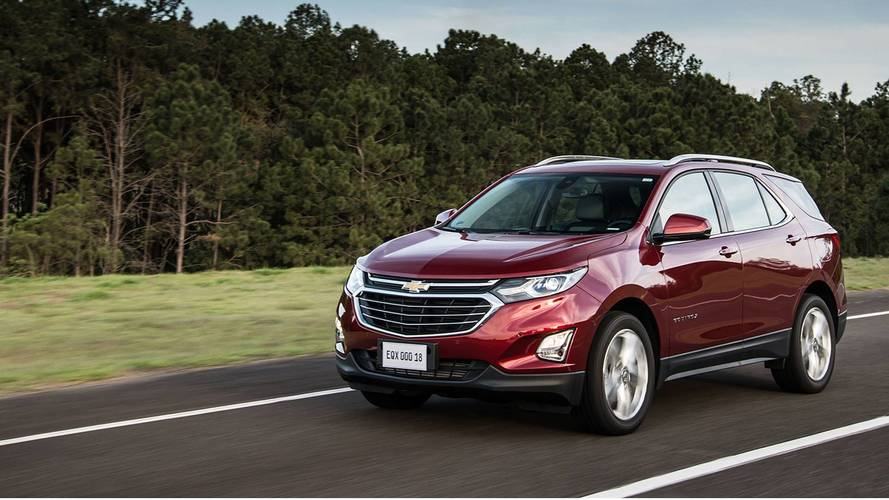 Teste Chevrolet Equinox Premier 2018 - Para famílias apressadas