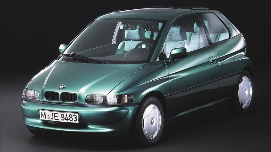 1991 BMW E1: Concept We Forgot