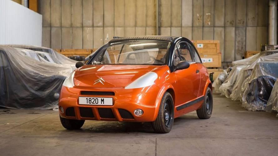 Enchères - Citroën Héritage se sépare de 65 voitures
