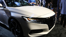 2018 Honda Accord Live Shots