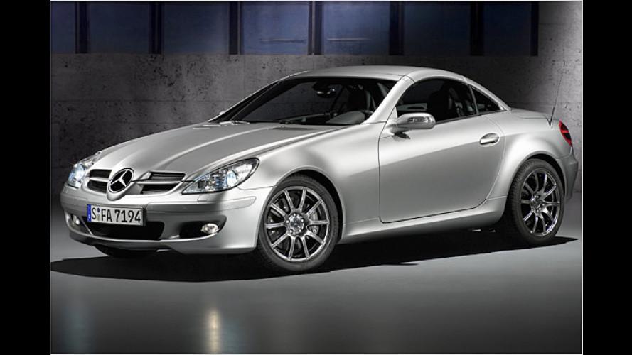 Es steht fest – Der Mercedes SLK-