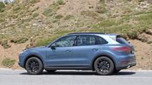 Porsche Cayenne Spy Photo