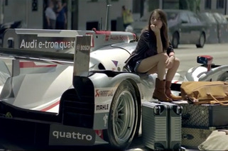 Audi Ad Reminds Us Why Racing Is Important