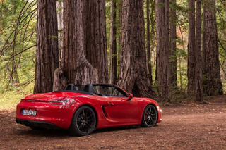 Porsche 718 'Baby Boxster' Might Just be a Boxster