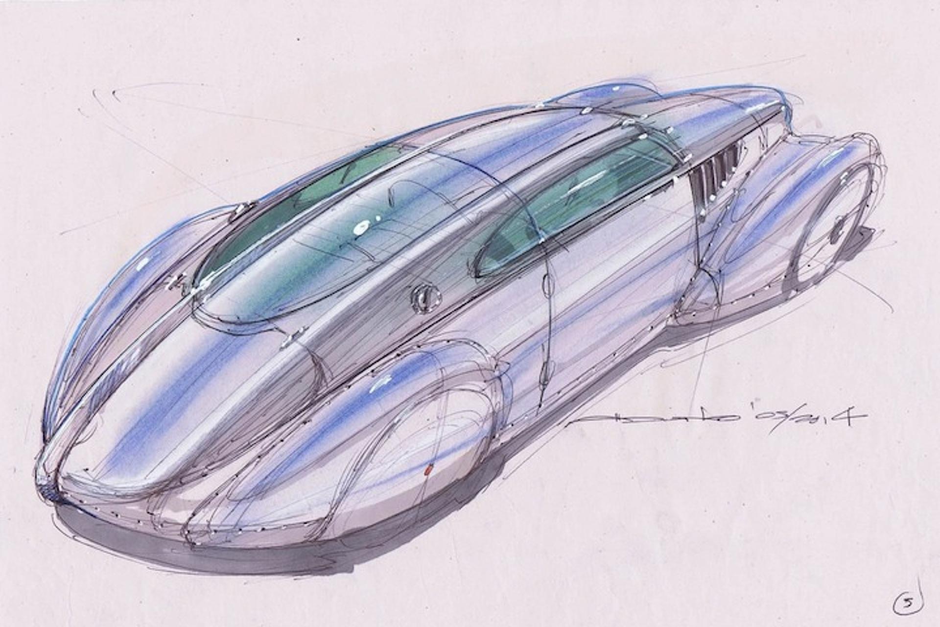 Icon Helios Will Blend Retro Design with Tesla Mechanics