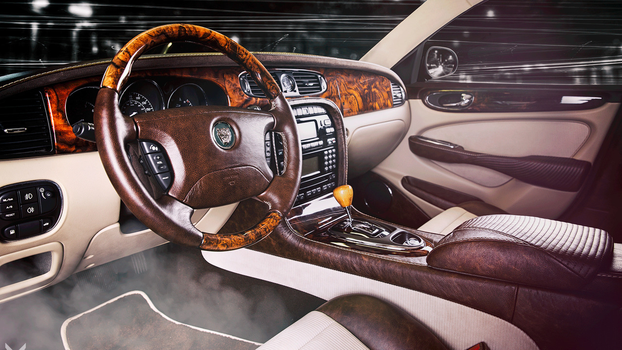 Jaguar XJ by Vilner