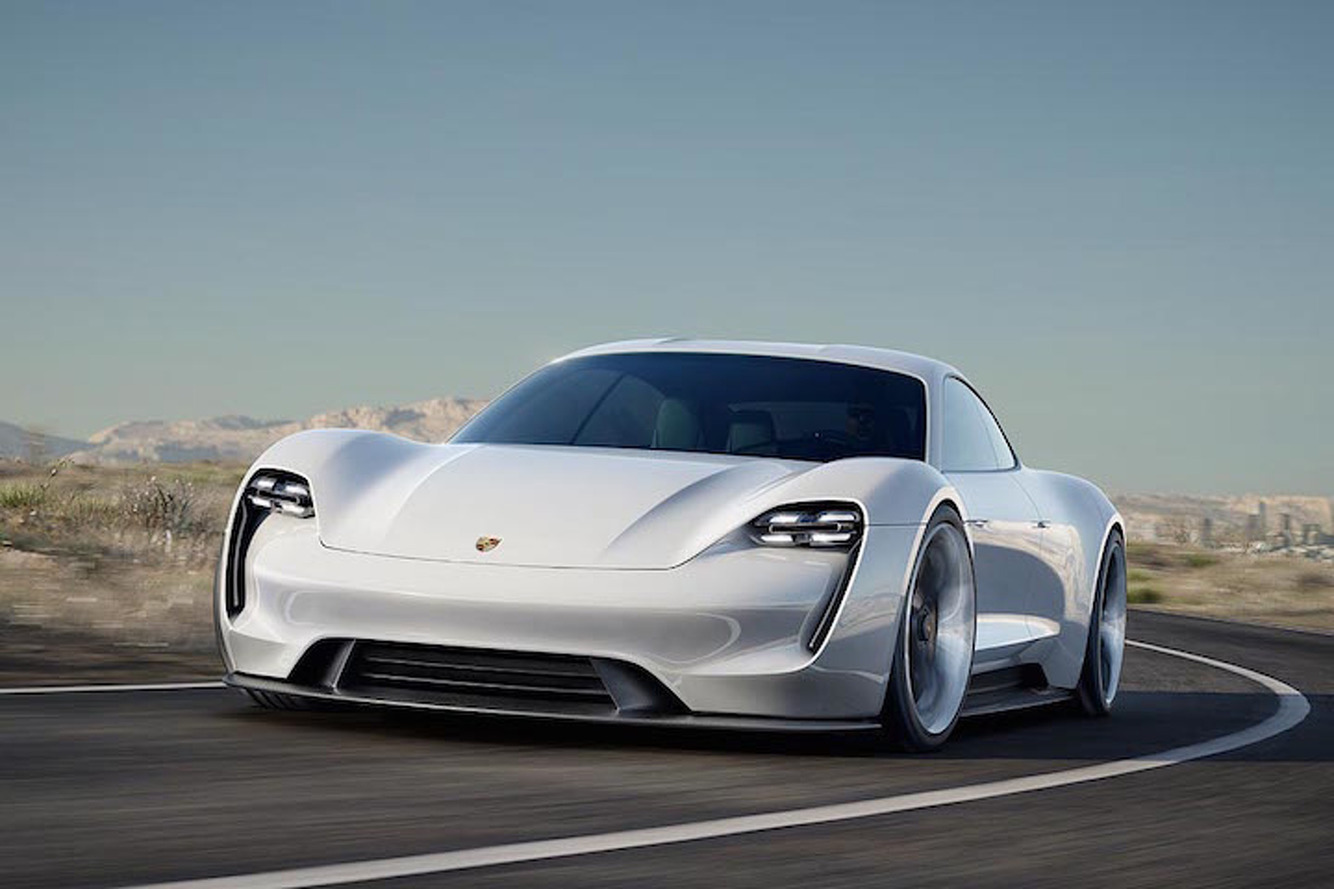Porsche 718 could go electric, Mission E targets 20K annual sales