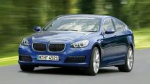 BMW V Series Artist Rendering