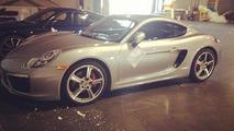 2013 Porsche Cayman S tested at Hockenheim hits 290 km/h [video]
