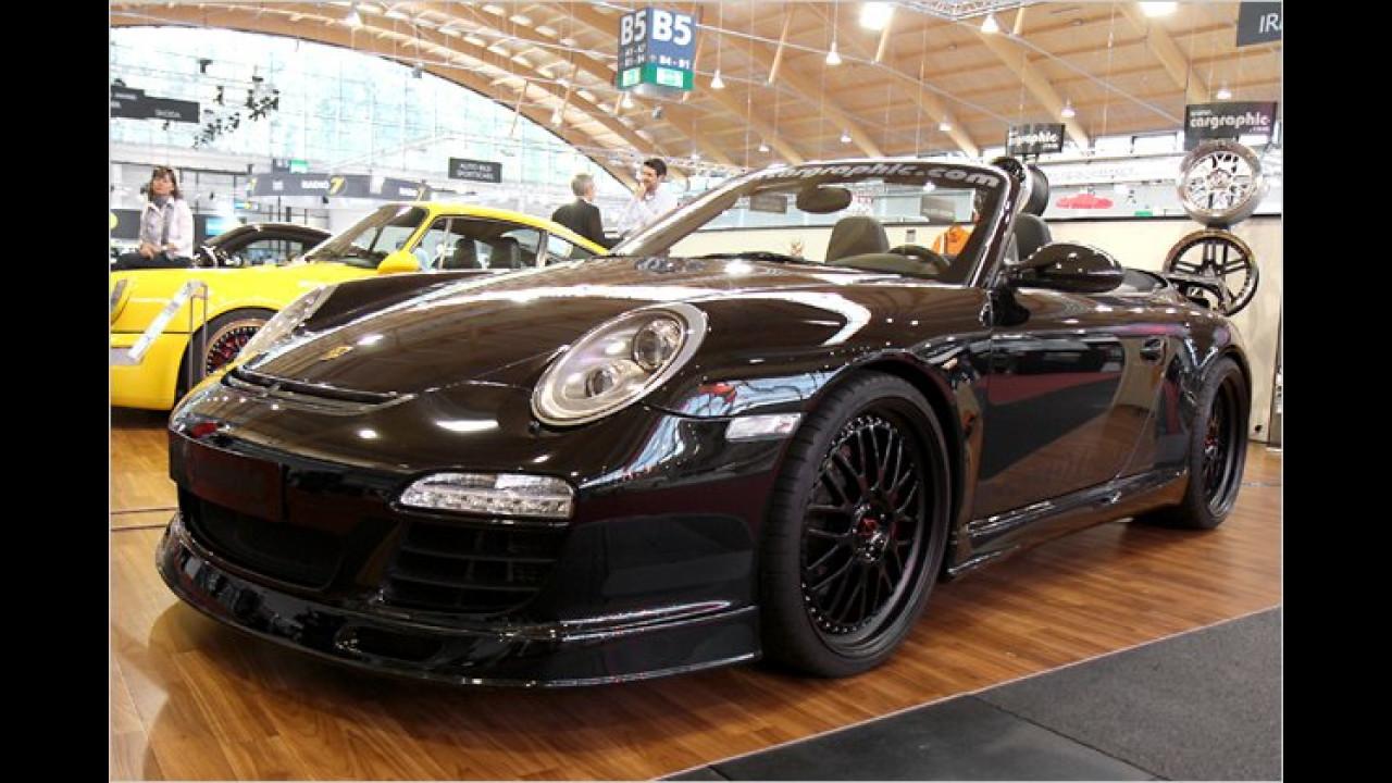 Cargraphic Porsche 911 Cabriolet RSC 3.8