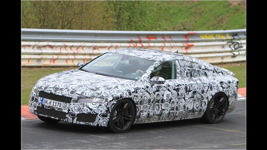 Feuriges Fließheck: Audi macht den neuen A7 scharf