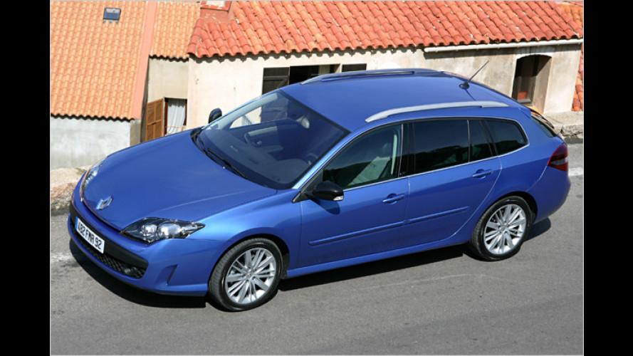 Renault renoviert Mittelklasse: Mehr Laguna fürs Geld