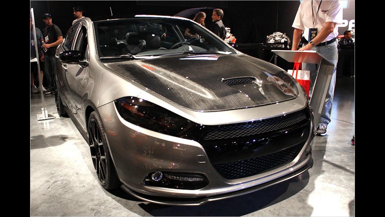 Dodge Dart Carbon Fire