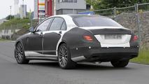 2013 Mercedes S63 AMG spy photo 20.6.2012