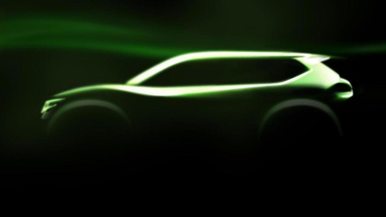 Nissan Hi-Cross Concept teaser image