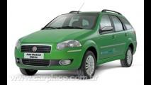 Salão do Automóvel 2008 - Fiat mostra o Palio Weekend Elétrico