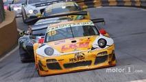 Earl Bamber, LKM Racing Porsche 997 GT3R