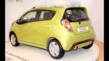 Salão de Frankfurt: Chevrolet mostra o Novo Spark, o possível sucessor do Celta