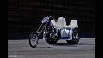 Harley-Davidson XLH Evel Knievel Trike