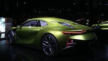 Concept DS E-Tense Mondial de l'Automobile