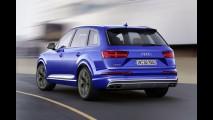 Dünyanın en güçlü dizel SUV'si Audi SQ7