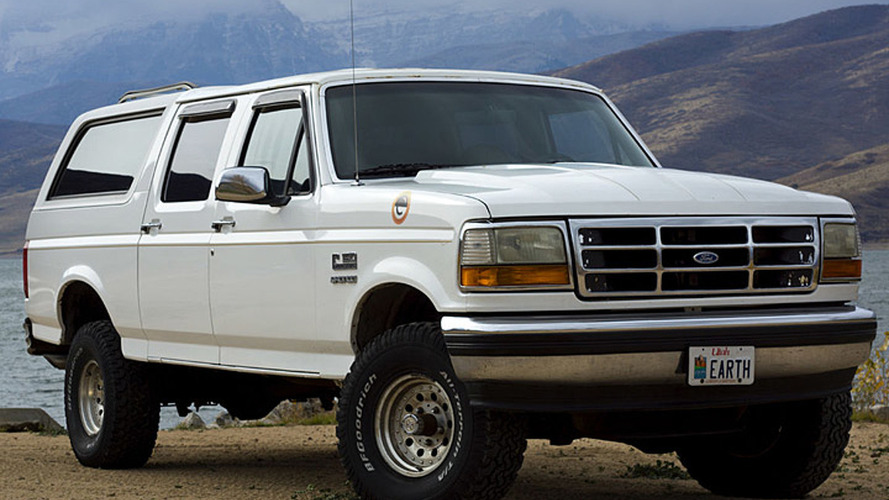 This is the four-door Ford Bronco you didn't know existed
