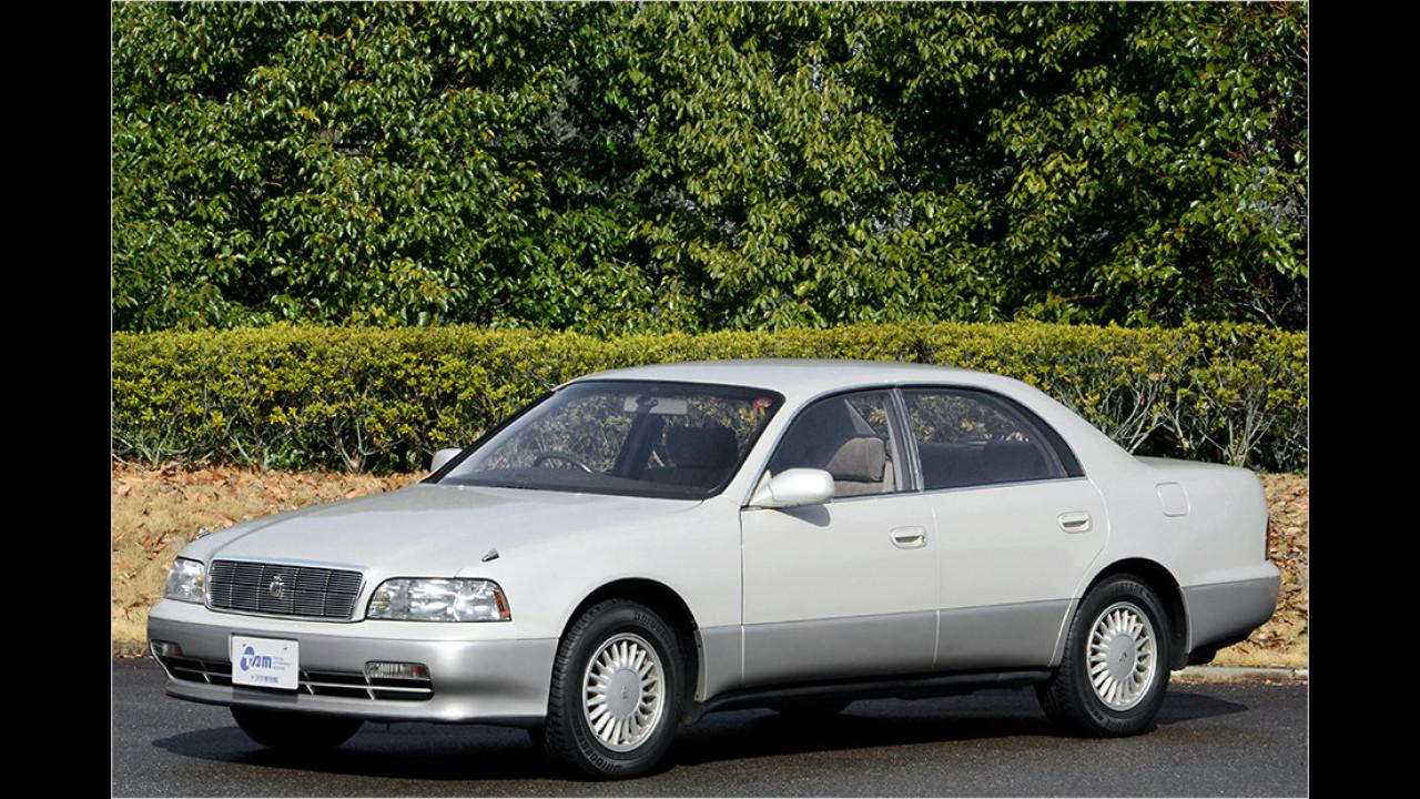 9. Generation: S140 von 1991 bis 1995