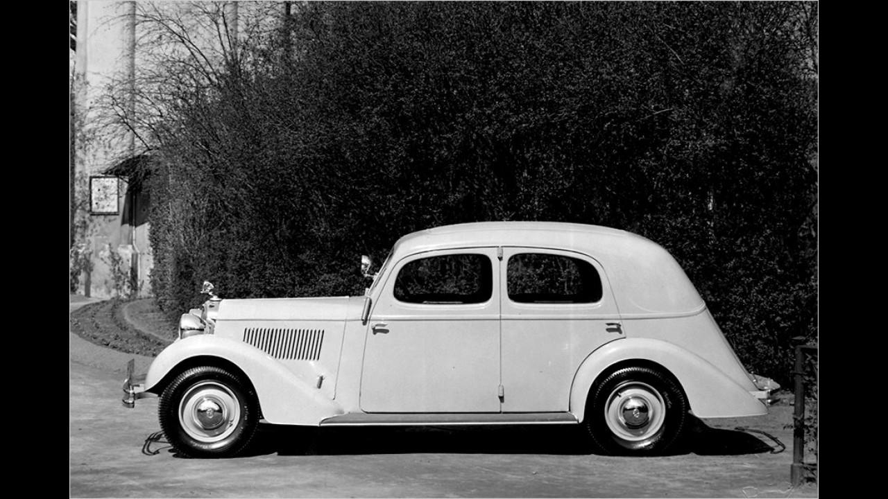 1934: Skoda 640 Superb