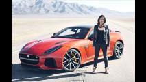 Fast&Furious: 322 km/h im F-Type SVR