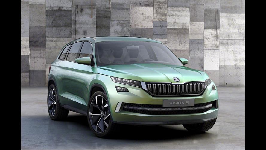 Das neue SUV liegt näher am Touareg als am Tiguan