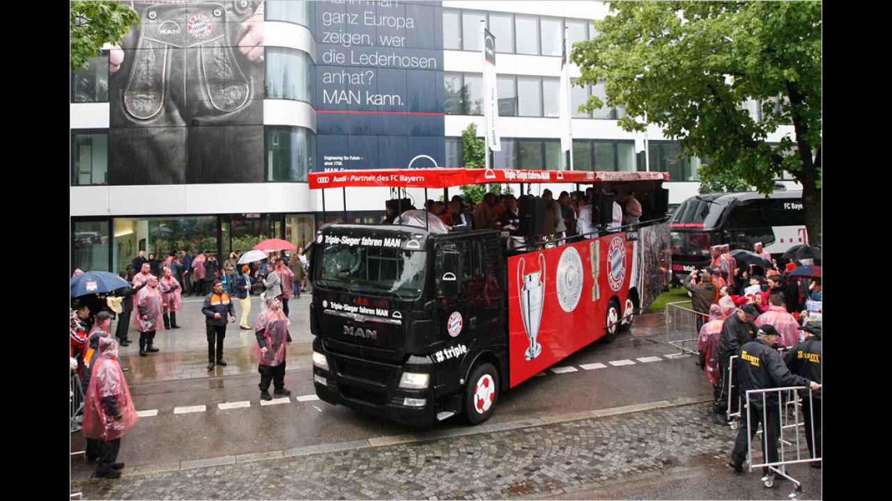 Bayern München: MAN