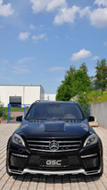 Mercedes ML by German Special Customs 20.8.2013