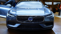 Volvo Concept Coupe live in Frankfurt 10.9.2013