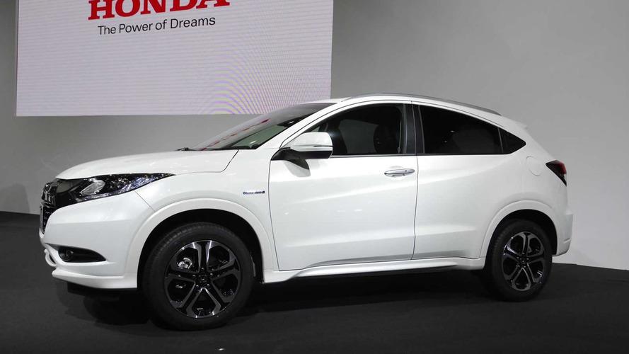 Honda Urban SUV production model debuts at Tokyo Motor Show with VEZEL moniker