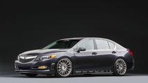 Acura RLX VIP Sedan concept 05.11.2013