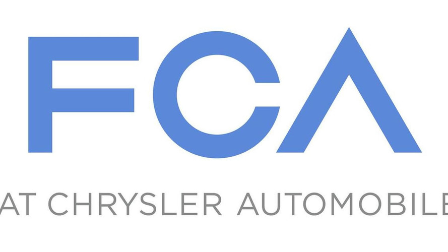 Fiat & Chrysler show off new name & logo - Fiat Chrysler Automobiles