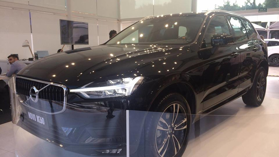 Novo Volvo XC60 2018 já está em concessionária de SP