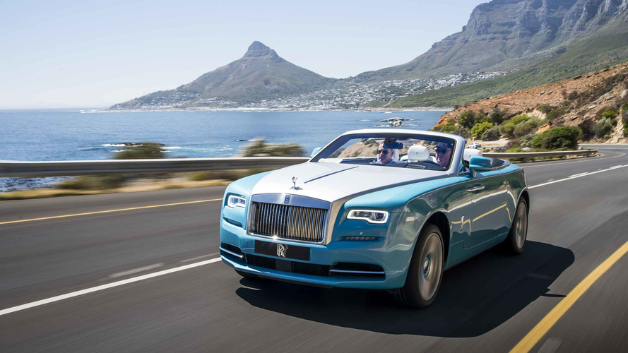 2017 Rolls-Royce Dawn Review