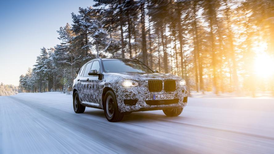 2018 BMW X3 M40i Arriving At U.S. Dealers In October