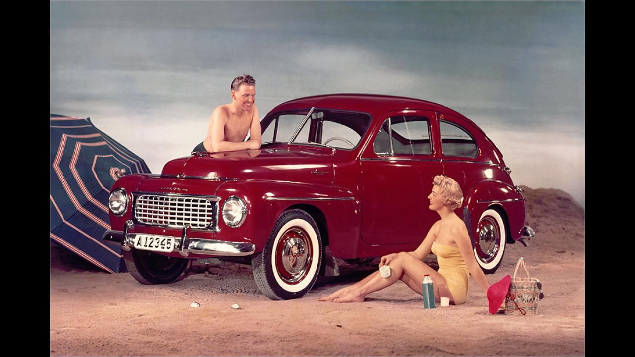 Volvo PV444 (1944)