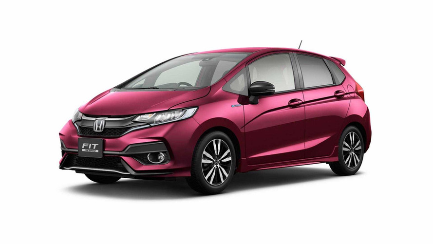 2018 Honda Fit/Jazz