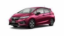 Honda Fit 2018 reestilizado