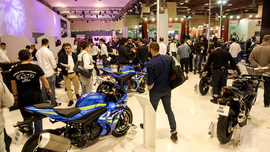 Motobike Istanbul 2017 kapılarını açtı