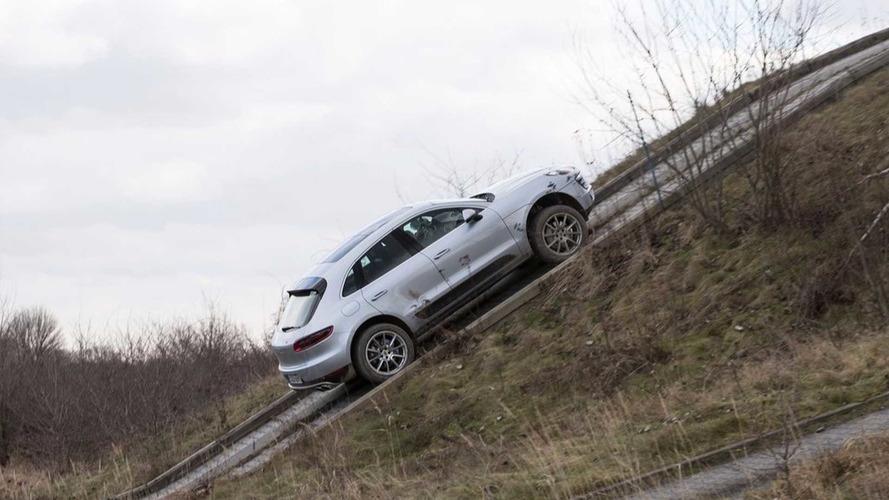 Le Porsche Macan Diesel ne craint pas la décote