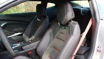 2017 Chevy Camaro ZL1: First Drive