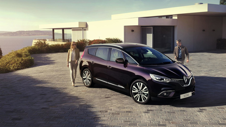 Renault présente l'Initiale, version luxe de son Scénic