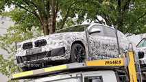 BMW X2 Front Spy Photos